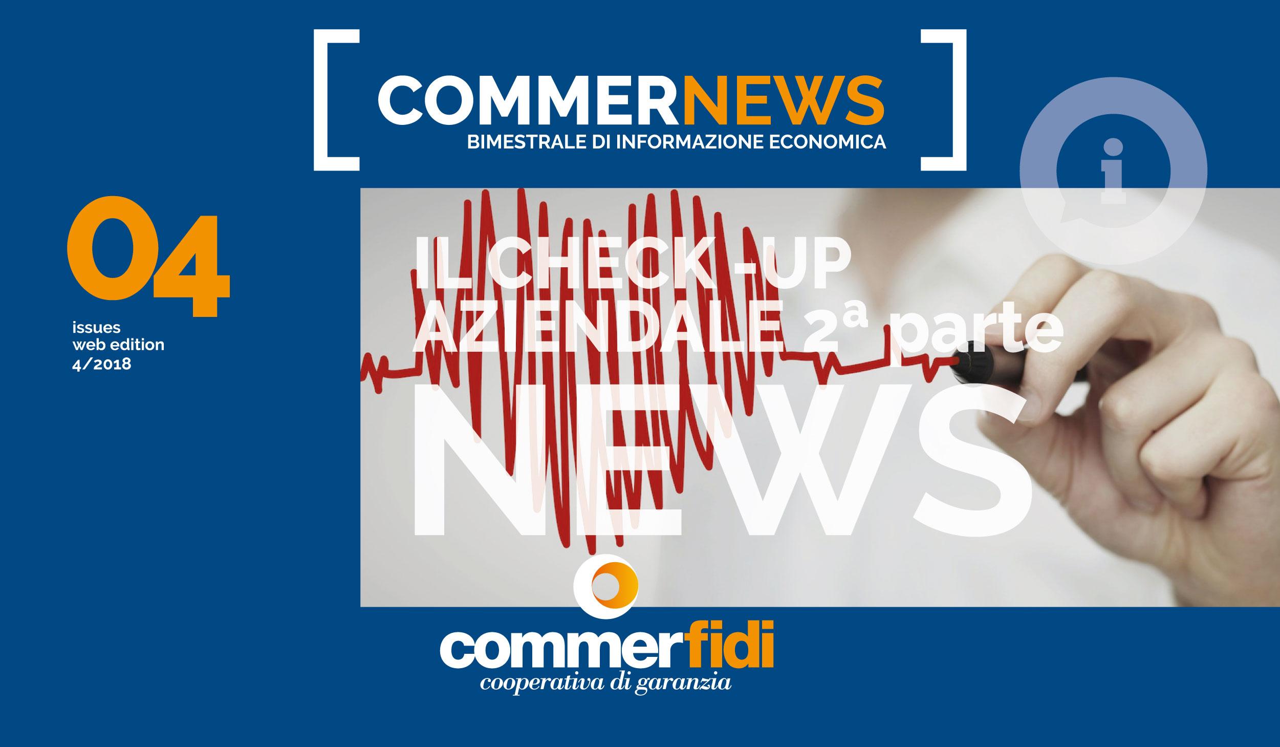 Il check-up aziendale, un indispensabile strumento conoscitivo dell'azienda 2^ parte