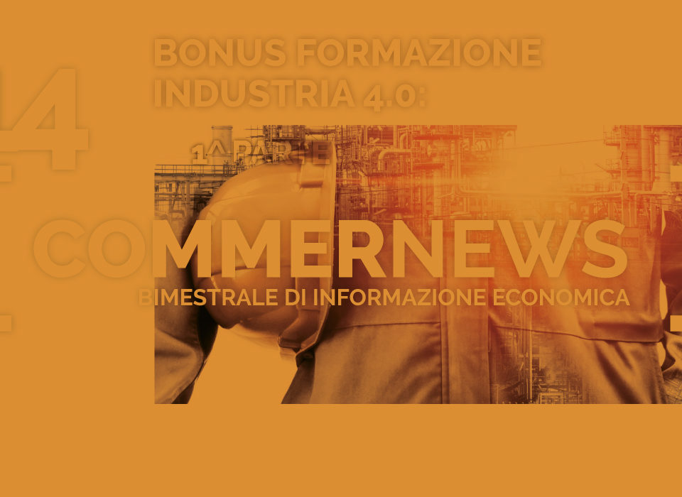 Bonus formazione industria 4.0
